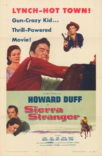 Sierra Stranger - 27 x 40 Movie Poster - Style A