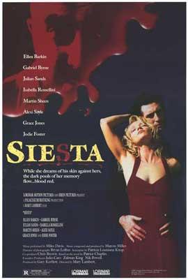 Siesta - 27 x 40 Movie Poster - Style B