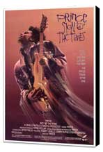 Sign O the Times - 27 x 40 Movie Poster - Style A - Museum Wrapped Canvas