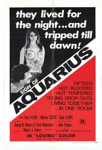 Sign of Aquarius - 27 x 40 Movie Poster - Style A