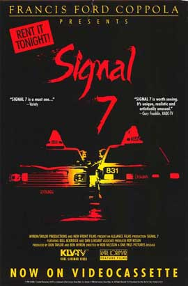 Signal Seven - 27 x 40 Movie Poster - Style A