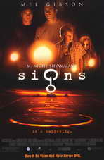 Signs - 11 x 17 Movie Poster - Style C