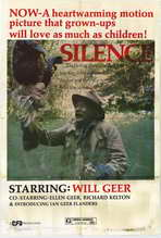 Silence - 27 x 40 Movie Poster - Style A