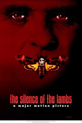 The Silence of the Lambs - 11 x 17 Movie Poster - Style B