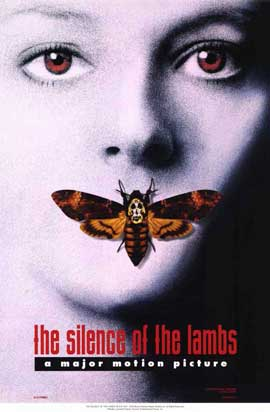 The Silence of the Lambs - 11 x 17 Movie Poster - Style D