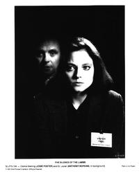 The Silence of the Lambs - 8 x 10 B&W Photo #1