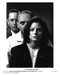The Silence of the Lambs - 8 x 10 B&W Photo #2