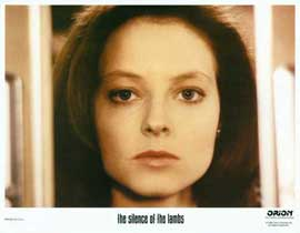 The Silence of the Lambs - 11 x 14 Movie Poster - Style C