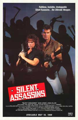 Silent Assassins - 11 x 17 Movie Poster - Style A