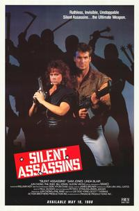 Silent Assassins - 27 x 40 Movie Poster - Style A