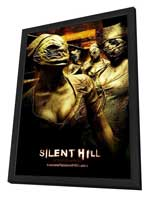 Silent Hill - 11 x 17 Movie Poster - Style J - in Deluxe Wood Frame