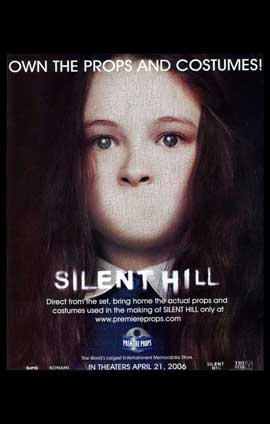 Silent Hill - 11 x 17 Movie Poster - Style D