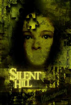 Silent Hill - 27 x 40 Movie Poster - Style C