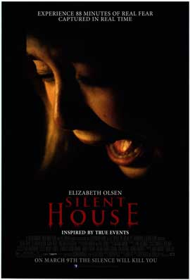 Silent House - DS 1 Sheet Movie Poster - Style A
