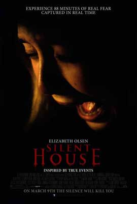 Silent House - 27 x 40 Movie Poster - Style A