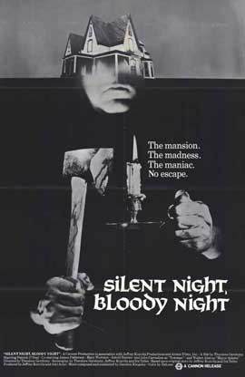 Silent Night, Bloody Night - 11 x 17 Movie Poster - Style A