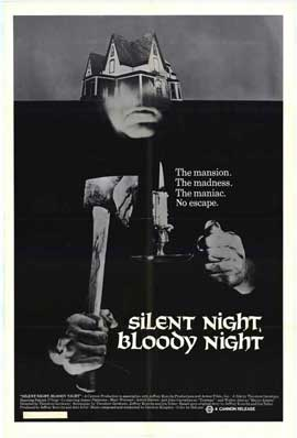 Silent Night, Bloody Night - 27 x 40 Movie Poster - Style A