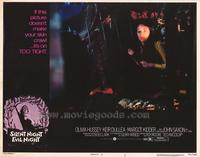 Silent Night Evil Night - 11 x 14 Movie Poster - Style A