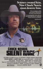 Silent Rage - 11 x 17 Movie Poster - Style A