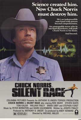 Silent Rage - 27 x 40 Movie Poster - Style A