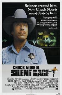 Silent Rage - 43 x 62 Movie Poster - Bus Shelter Style A