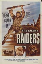 Silent Raiders - 11 x 17 Movie Poster - Style A
