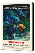 Silent Running - 27 x 40 Movie Poster - Style A - Museum Wrapped Canvas