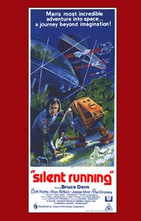 Silent Running - 43 x 62 Movie Poster - Bus Shelter Style A