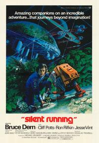 Silent Running - 43 x 62 Movie Poster - Bus Shelter Style B