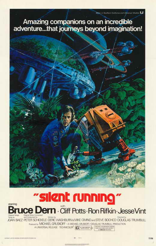 silent running movie posters from movie poster shop