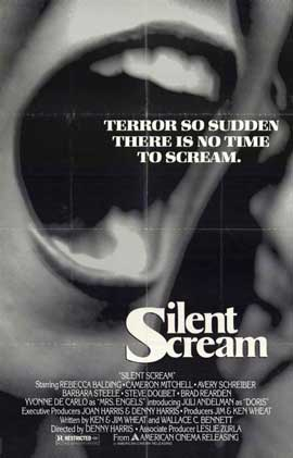 Silent Scream - 11 x 17 Movie Poster - Style A