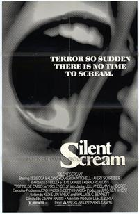 Silent Scream - 27 x 40 Movie Poster - Style A