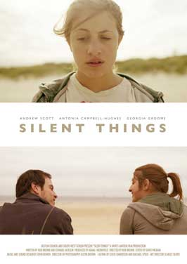 Silent Things - 11 x 17 Movie Poster - Style A