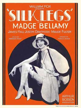 Silk Legs - 11 x 17 Movie Poster - Style A