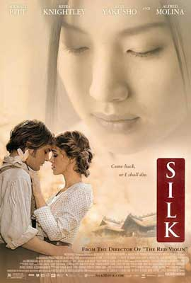 Silk - 27 x 40 Movie Poster - Style A