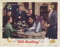 Silk Stockings - 11 x 14 Movie Poster - Style G