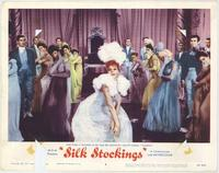 Silk Stockings - 11 x 14 Movie Poster - Style H