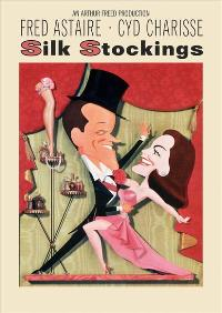 Silk Stockings - 27 x 40 Movie Poster - Style B