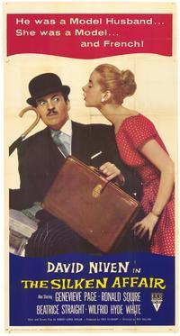 Silken Affair - 11 x 17 Movie Poster - Style A