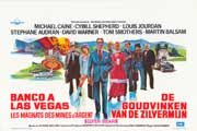 Silver Bears - 11 x 17 Movie Poster - Belgian Style A