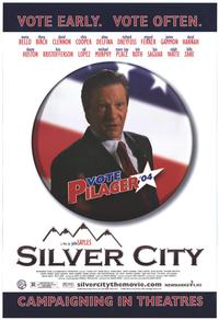 Silver City - 11 x 17 Movie Poster - Style A
