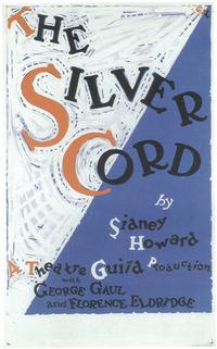 Silver Cord, The (Broadway) - 14 x 22 Poster - Style A