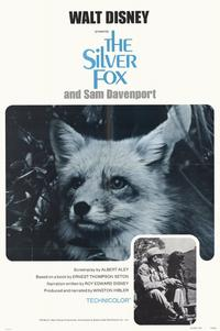 Silver Fox and Sam Davenport - 11 x 17 Movie Poster - Style A