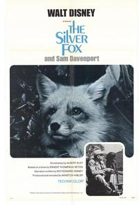 Silver Fox and Sam Davenport - 27 x 40 Movie Poster - Style A
