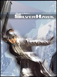 Silver Hawk - 27 x 40 Movie Poster - Style A