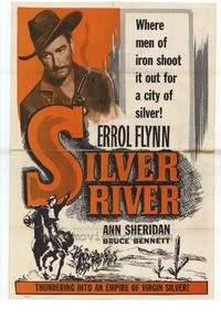 Silver River - 27 x 40 Movie Poster - Style A