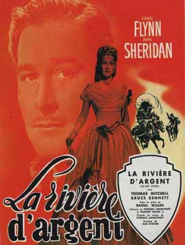 Silver River - 11 x 17 Movie Poster - French Style A