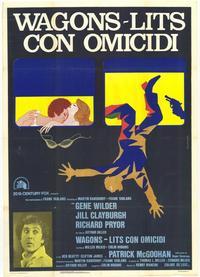 Silver Streak - 27 x 40 Movie Poster - Italian Style A