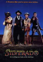 Silverado - 11 x 17 Movie Poster - Style E
