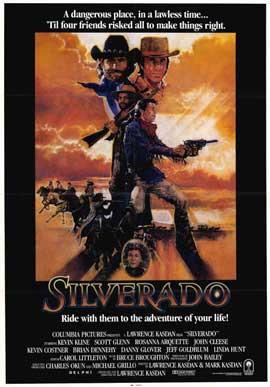 Silverado - 11 x 17 Movie Poster - Style B